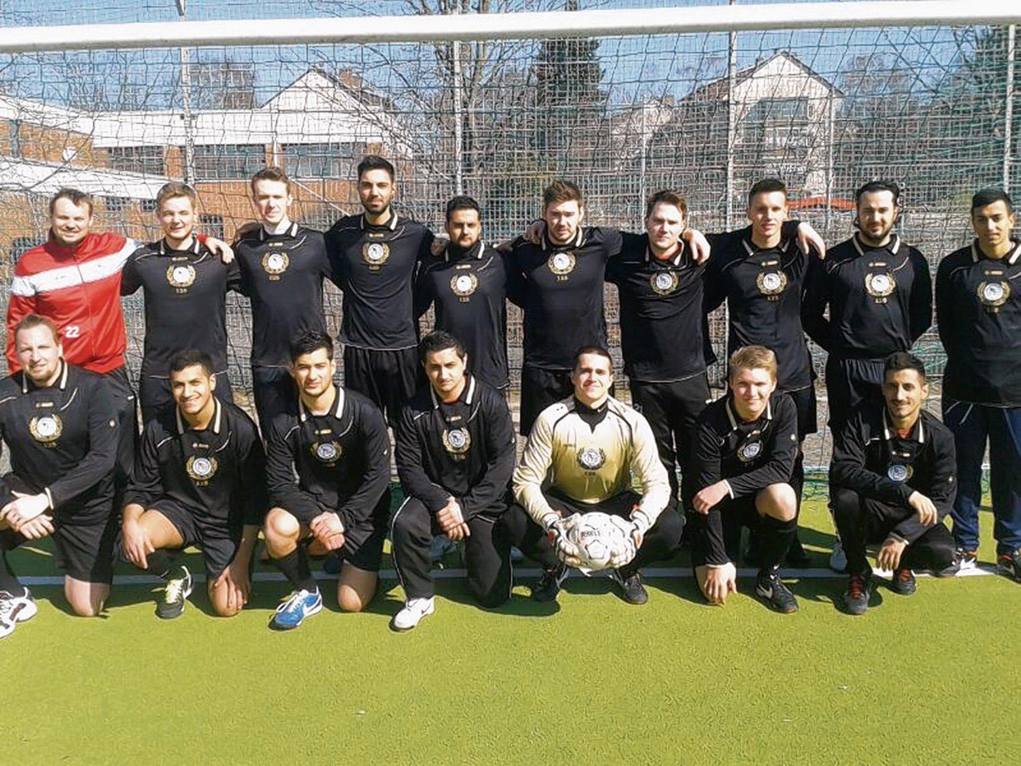 erster fußballverein deutschlands