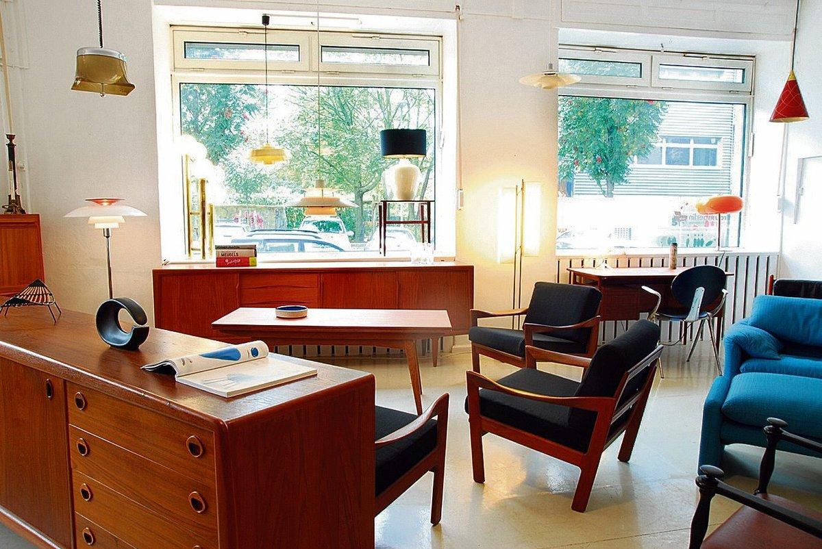 Skandinavisches Design - Friedrichshain