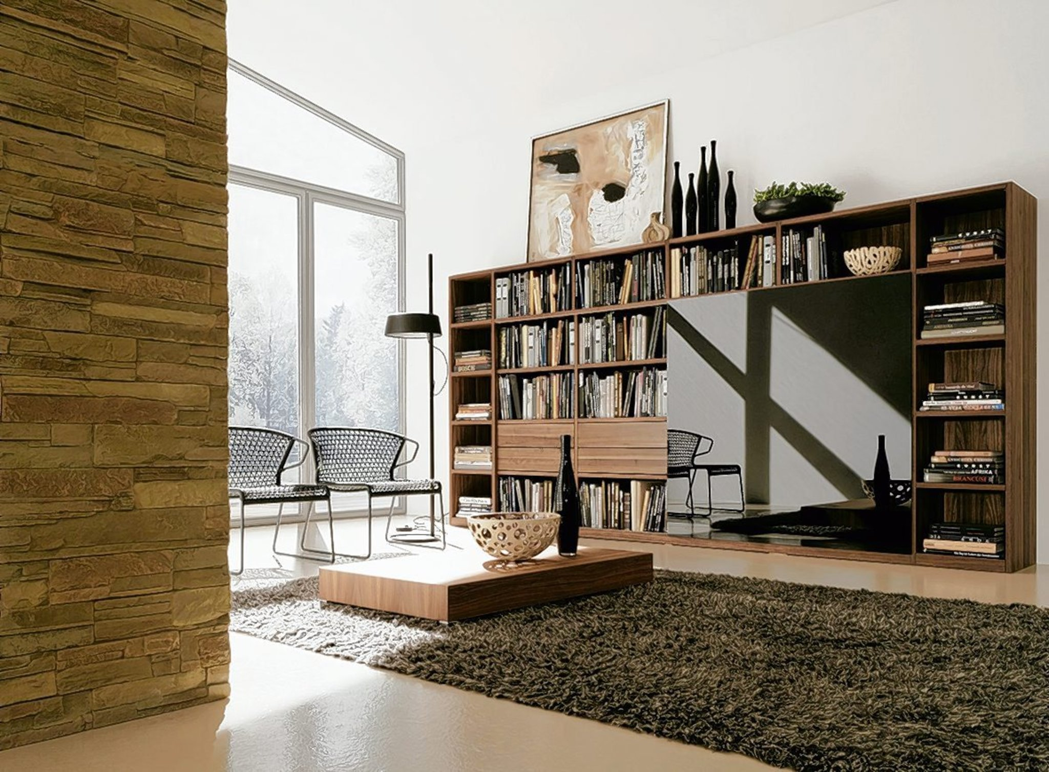 der fernseher wird im schrank versteckt mitte. Black Bedroom Furniture Sets. Home Design Ideas