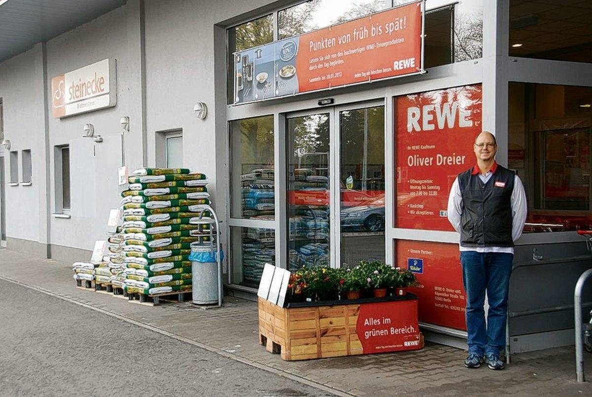 Ihr Lokaler Rewe Markt In Biesdorf Biesdorf