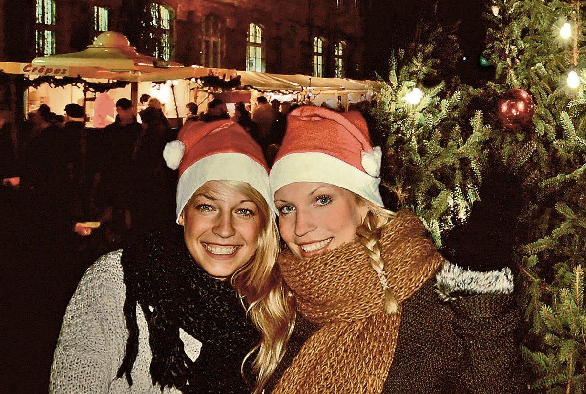 Märchen, Weihnachtsklänge und Taschenlampenführung - Baumschulenweg