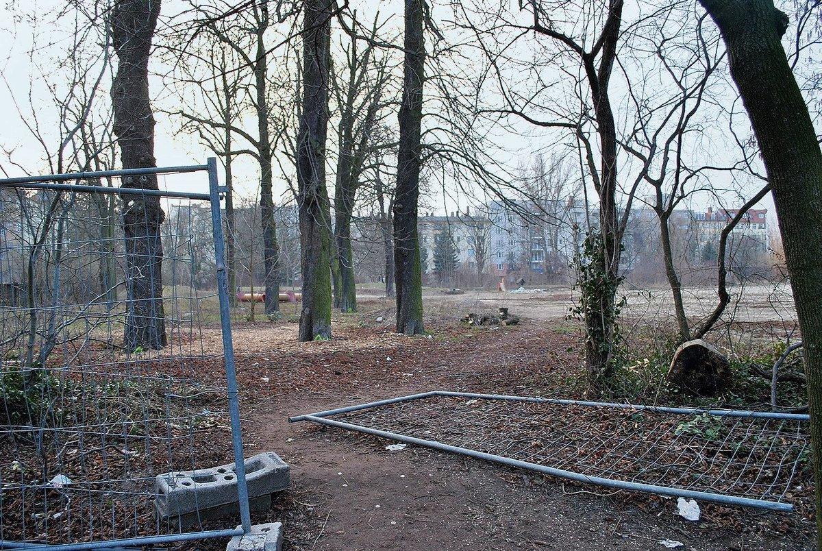 Pläne Für Spielplatz An Der Geßlerstraße Vorgestellt Schöneberg