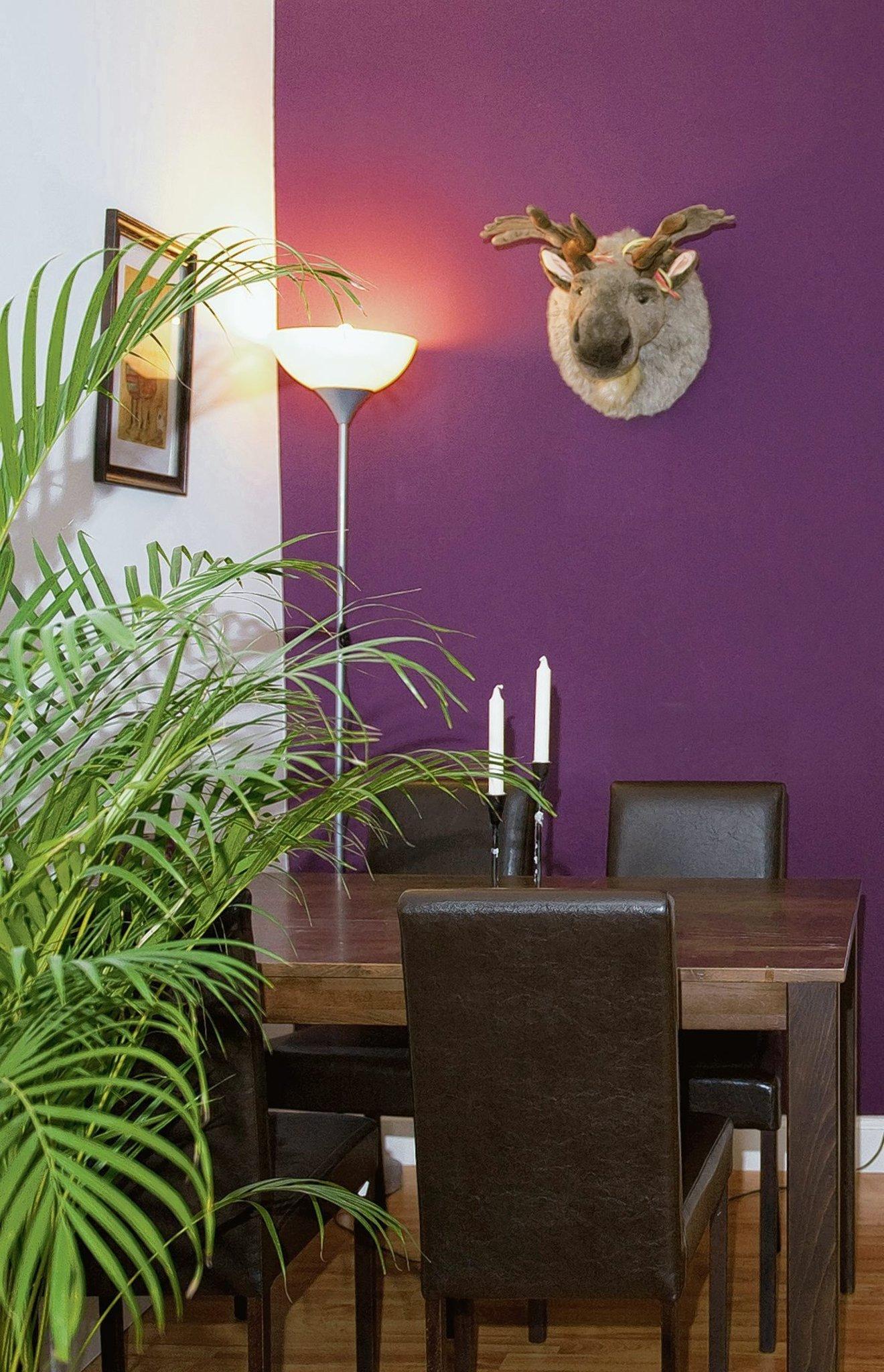 Farben In Wohnräumen Geschickt Kombinieren Mitte