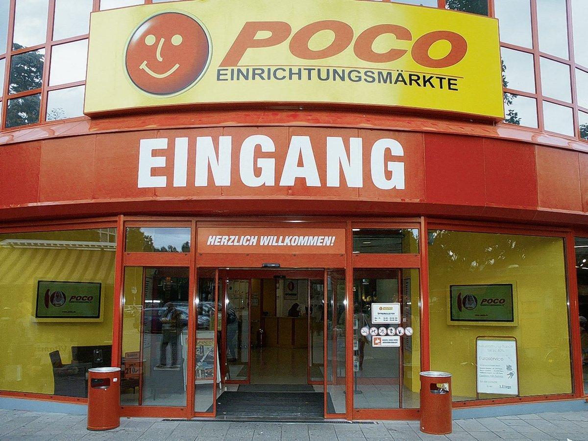 POCO Finden Sie Am Blucherplatz 3