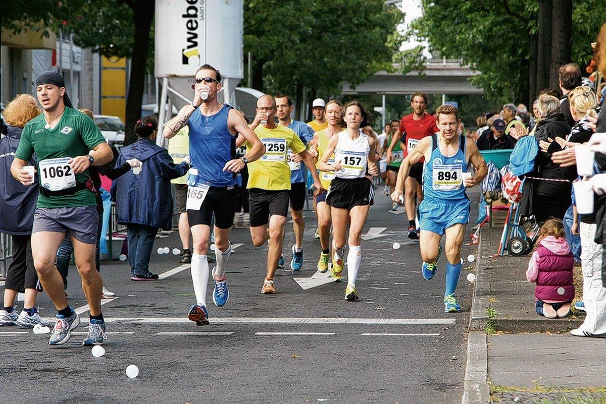 halbmarathon führt wieder quer durch den bezirk - reinickendorf