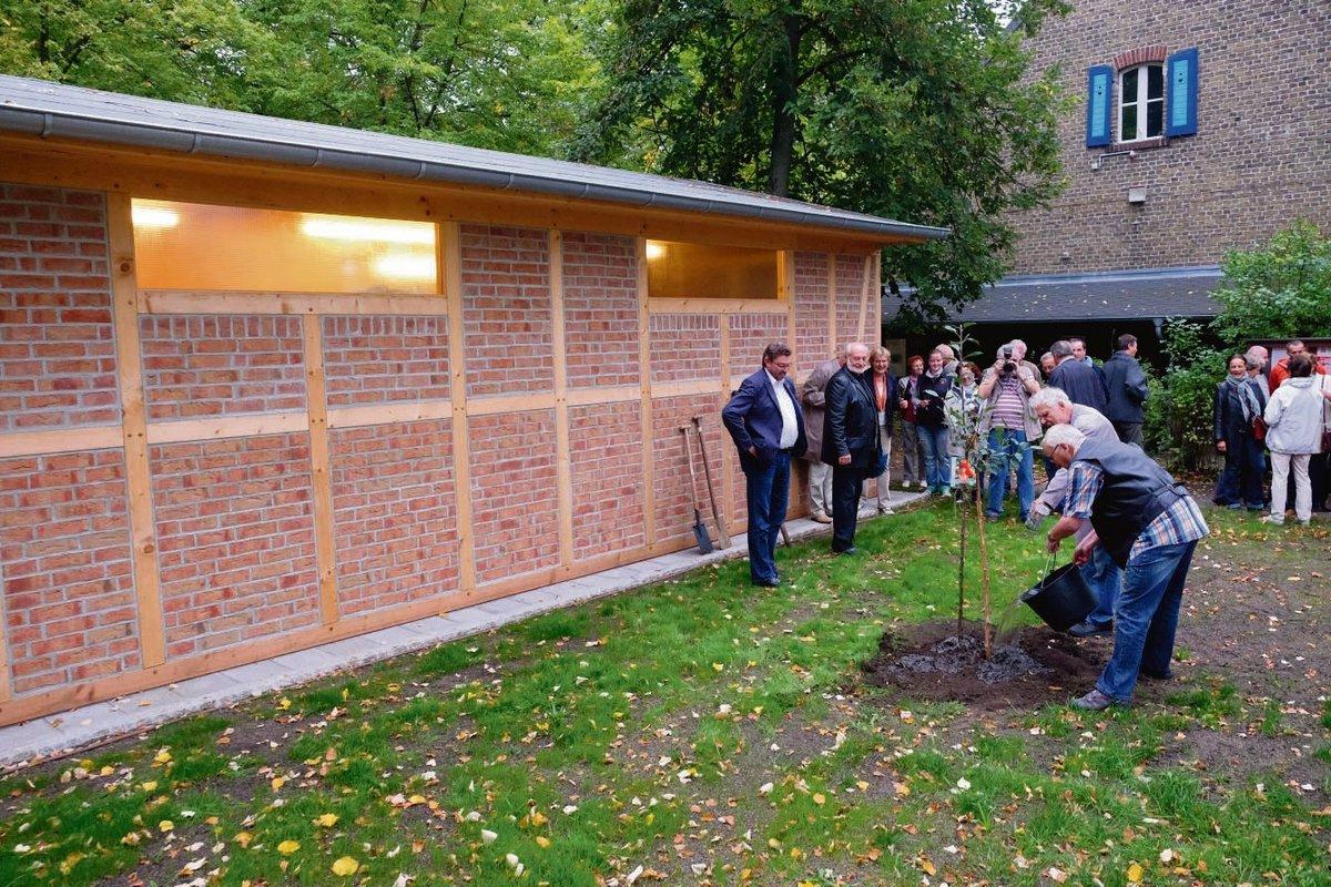 Heimatverein weiht Museumsgebäude ein - Müggelheim