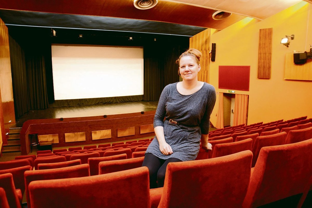 Filmenthusiasten Wollen City Kino Wedding Neu Beleben Wedding