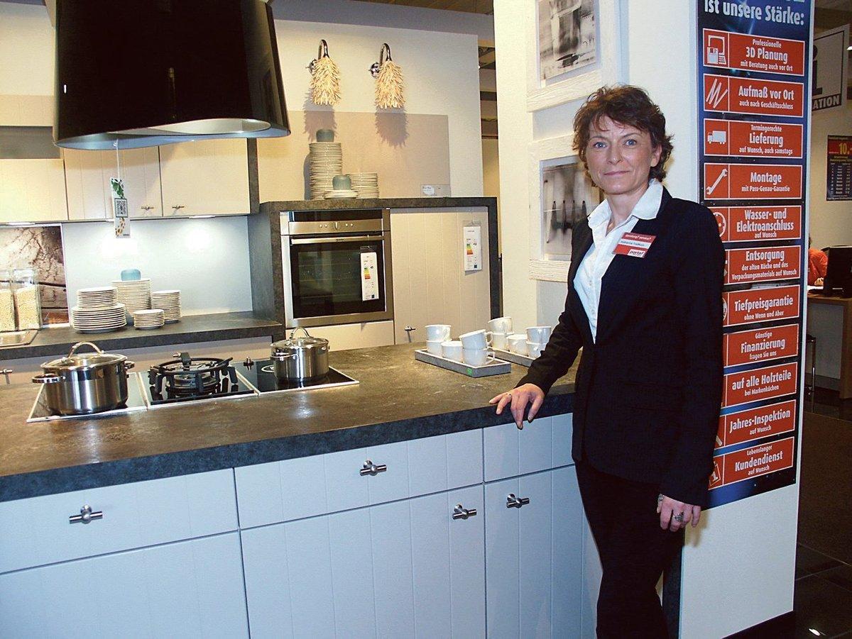porta-Küchen überzeugen durch Vielfalt und Technik - Mitte