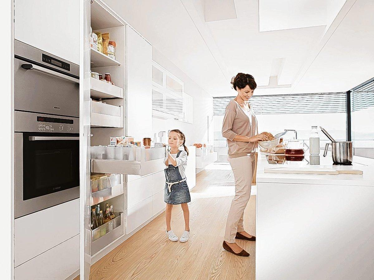 Die neue Küche von Anfang an richtig planen - Mitte