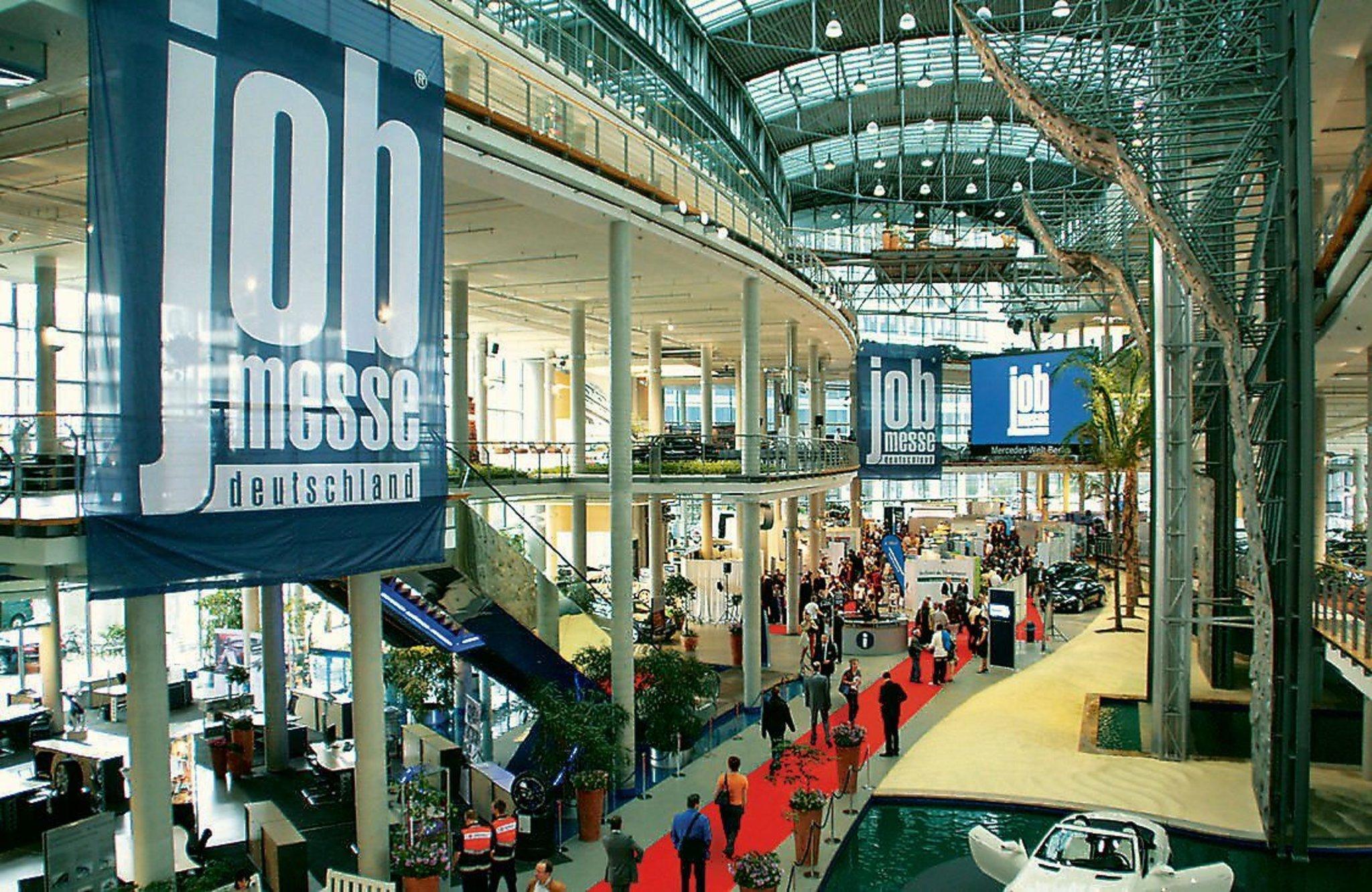 Berlin Jobmesse