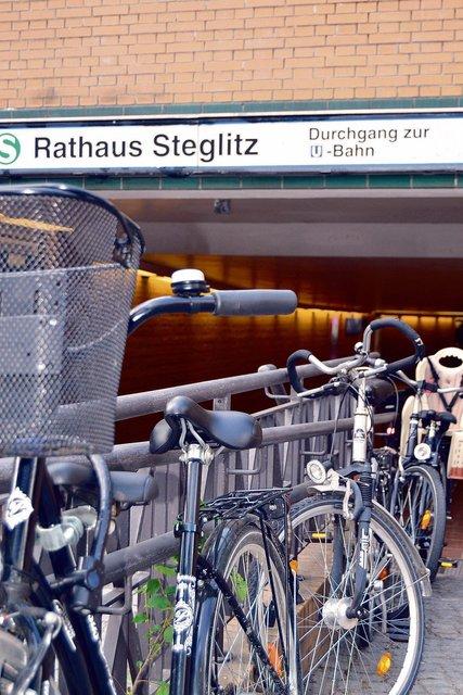 Uber 1500 Fahrrader Verschwinden Pro Jahr In Steglitz Zehlendorf