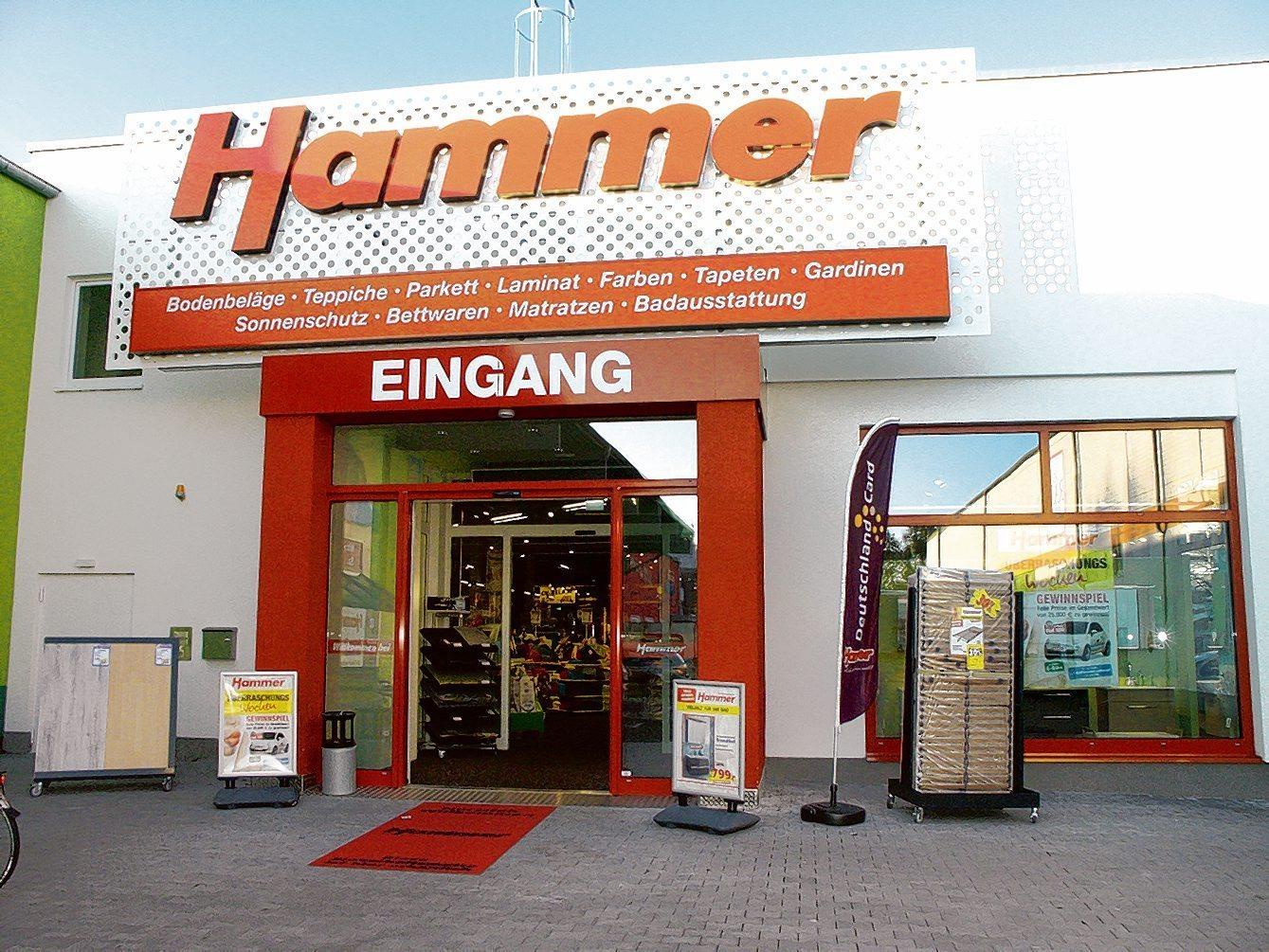 Hammer heimtex bietet alles f r ihre innendekoration for Innendekoration restaurant