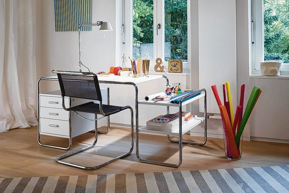 Favorit Bauhaus-Möbel sind bis heute modern - Mitte NG77