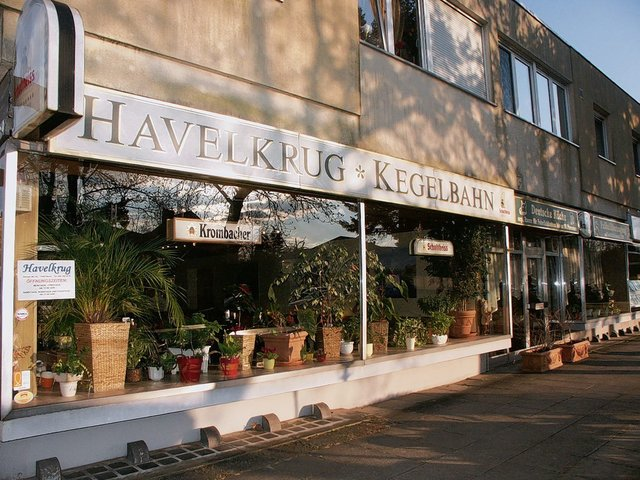 Deutsche Kuche Im Havelkrug Wilhelmstadt