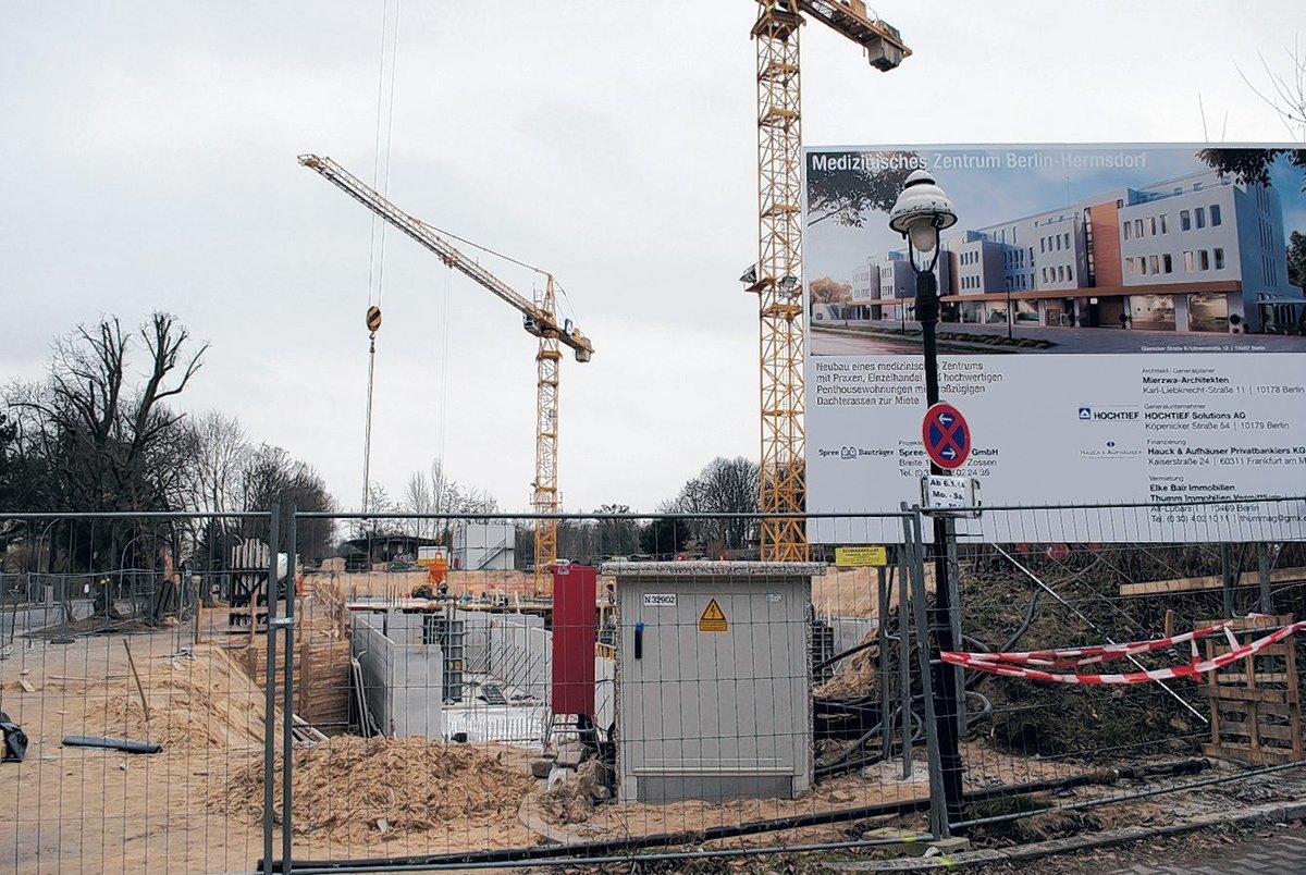 Bild 1 aus Beitrag: Medizinisches Zentrum entsteht auf Güterbahnhof
