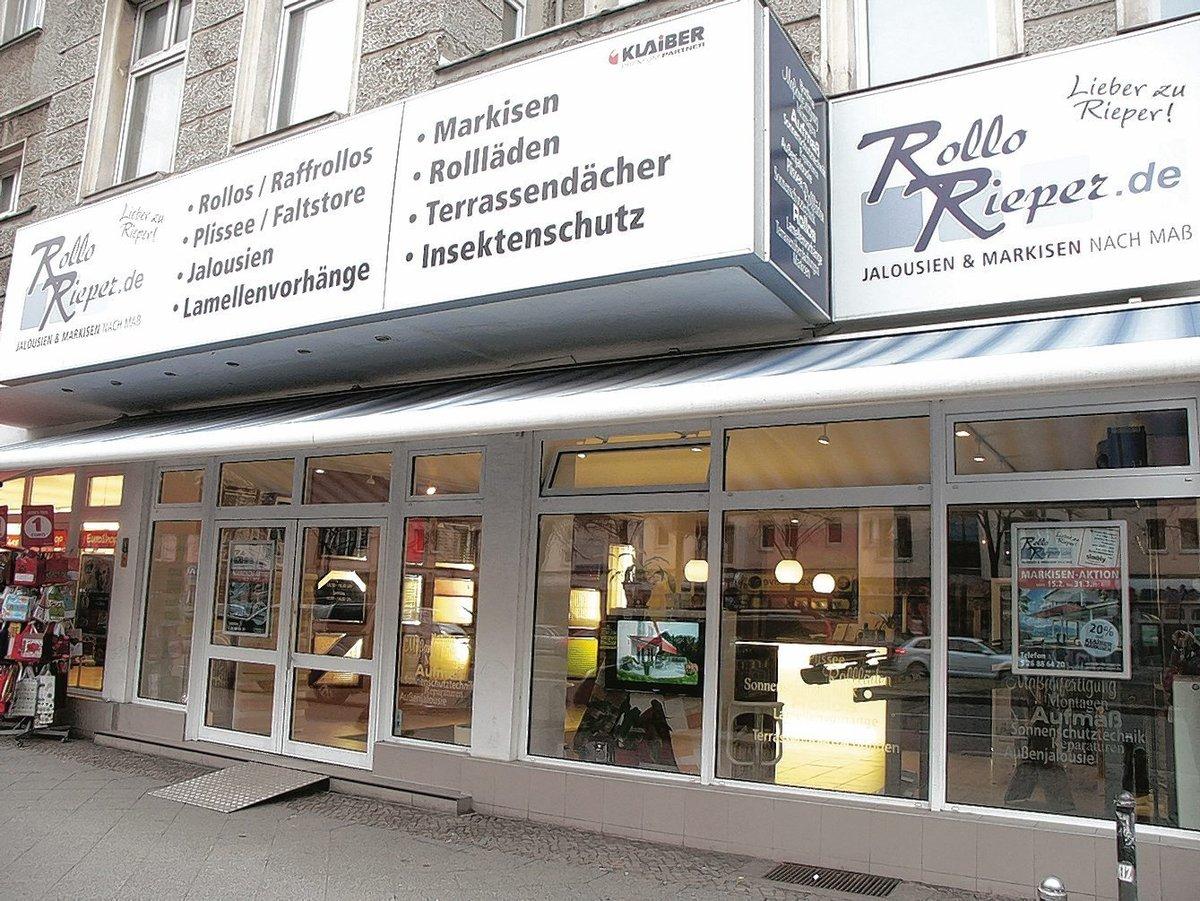 Zwei Jahre Rollo Rieper.de in Berlin - Friedrichshain