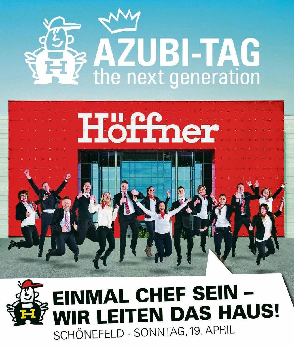 Höffner Fest In Azubi Hand 300 Auszubildende Realisieren