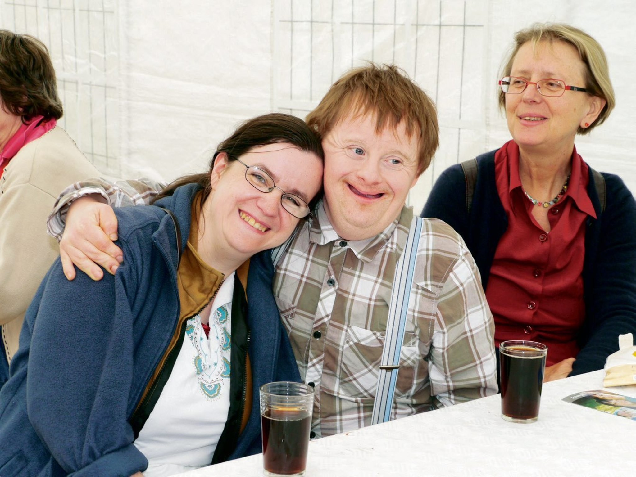 Partnersuche für geistig behinderte menschen