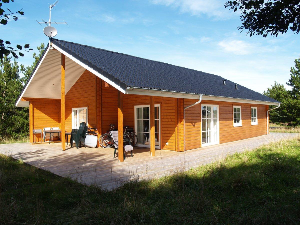 Skandinavischer Wohntraum aus Holz - Rudow