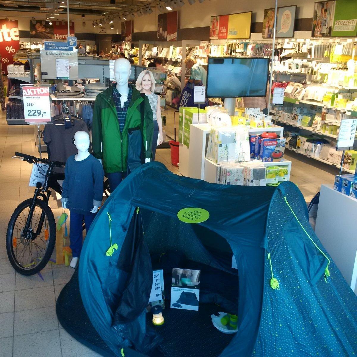 b292912291 Neben den aktuellen Wochenwelten finden Sie bei Tchibo Prozente im Kaufpark  Eiche auch zahlreich reduzierte Angebote