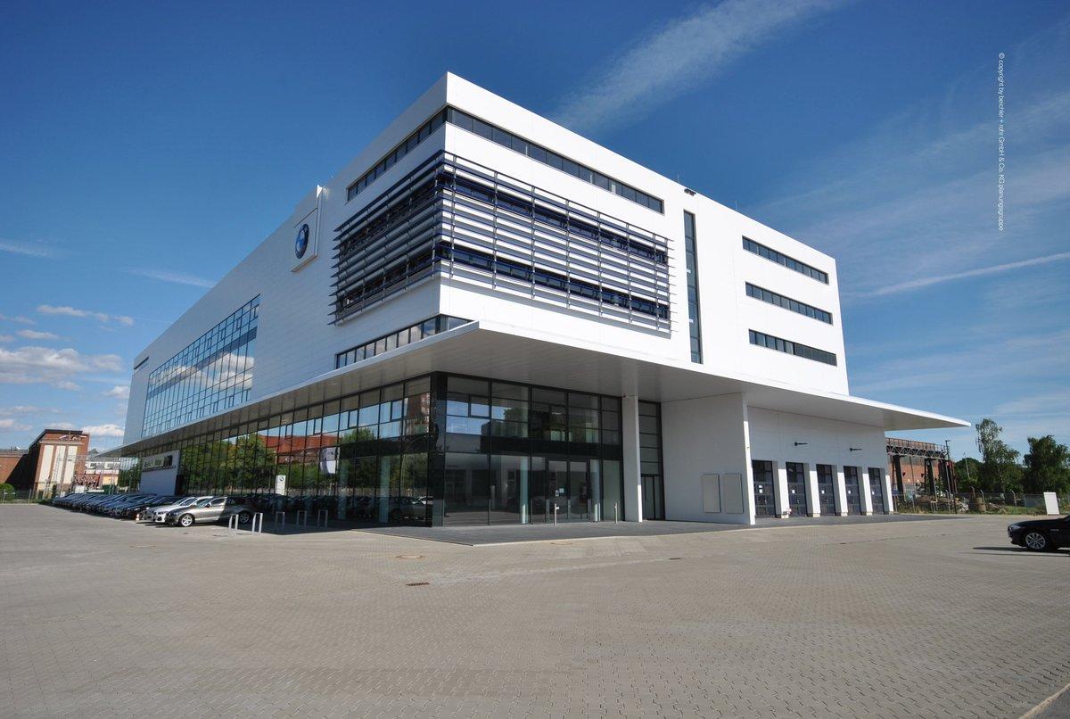 Bmw Nefzger Eröffnet Zweiten Standort Neue Nutzung Für Siemens