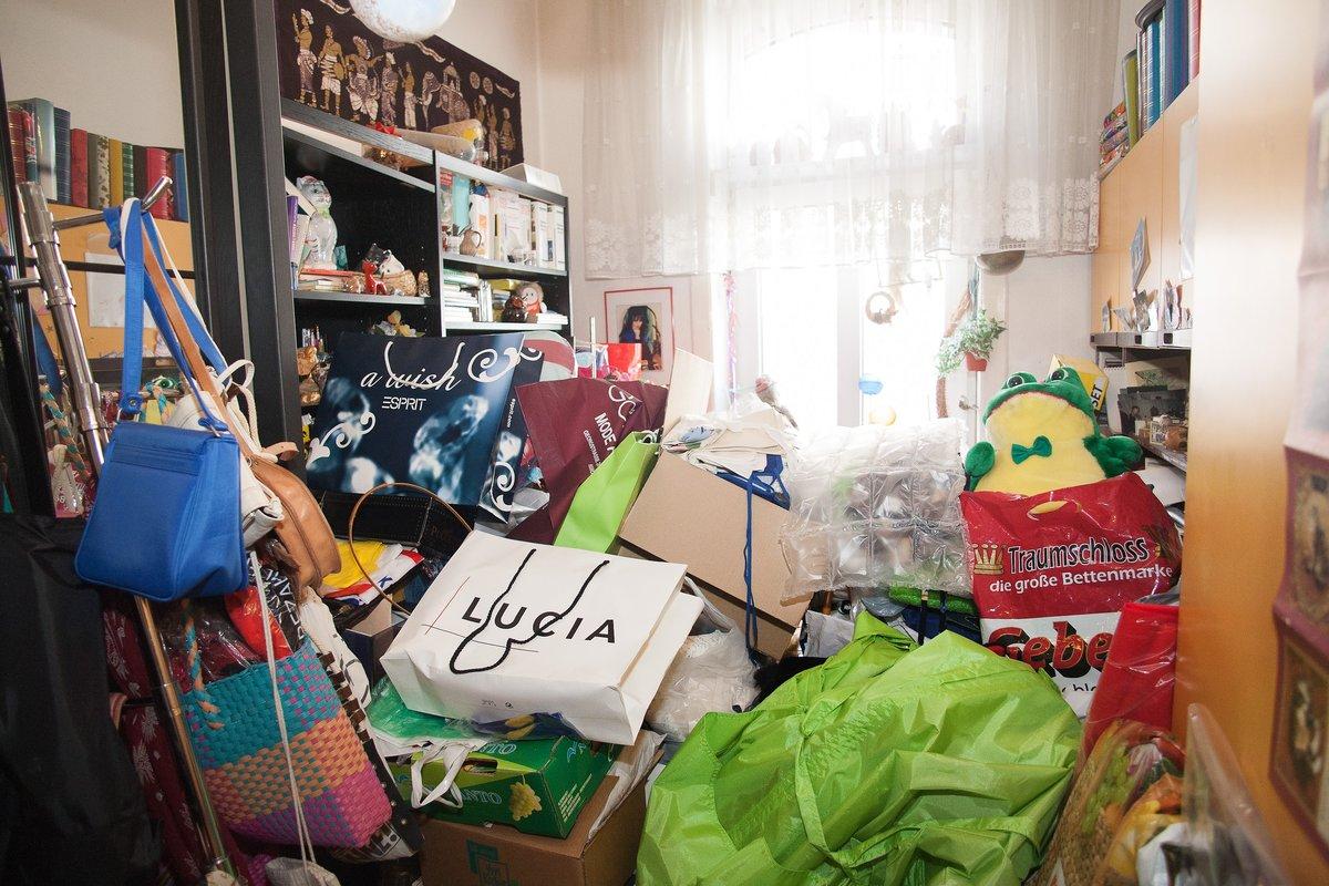 Hilfe Fur Messies Entrumpeln Der Wohnung Und Mehr Mitte