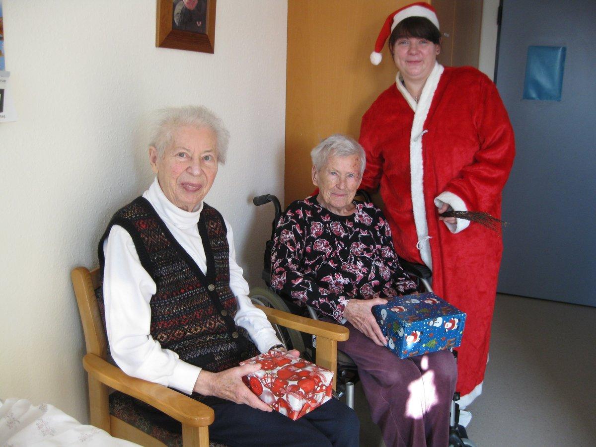 Alloheim Senioren Residenzen Rufen Zu Spenden Fur Alleinstehende