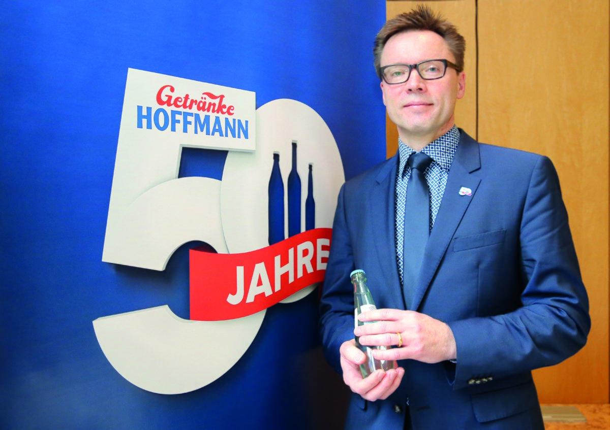 Berliner Erfolgsgeschichte: 50 Jahre Getränke Hoffmann - Charlottenburg