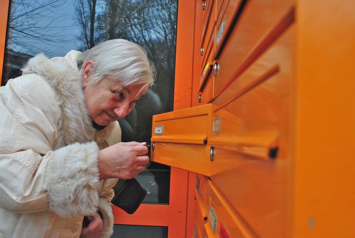 Leser Berichten über Verschwundene Postsendungen Lichtenberg