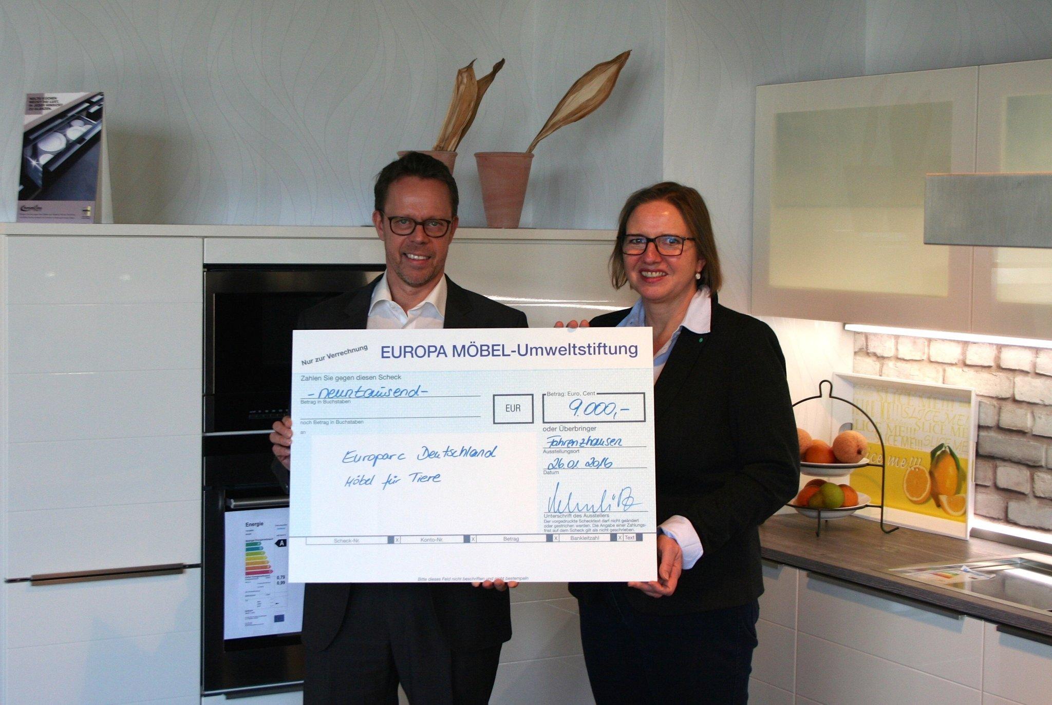 Möbelhaus Anderle Unterstützt Naturschutzprojekt Mit 9000 Euro