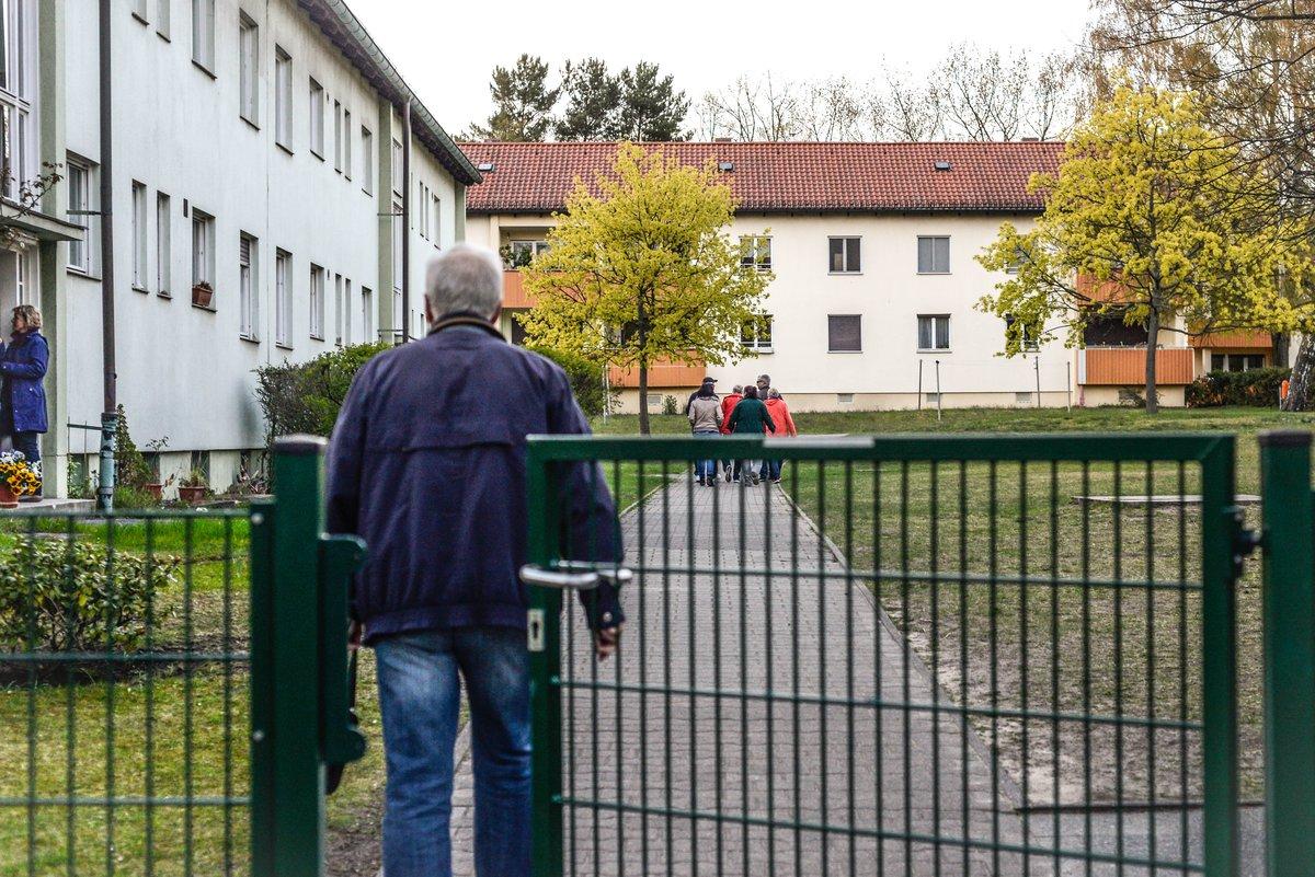 Soldatensiedlung Droht Abriss Deutsche Wohnen Und Mieter Streiten