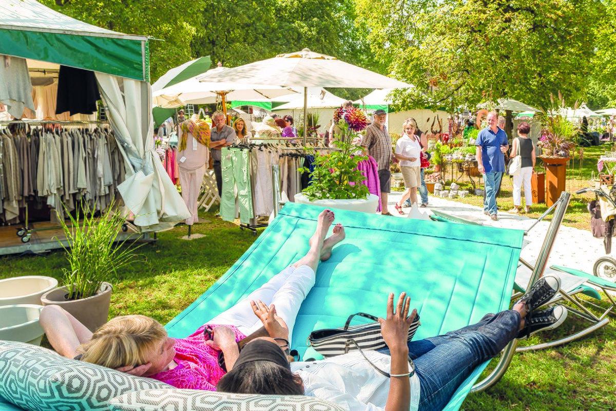 wohnideen und lifestyle 2016, schönes für drinnen und draußen: ausstellung home & garden im, Design ideen