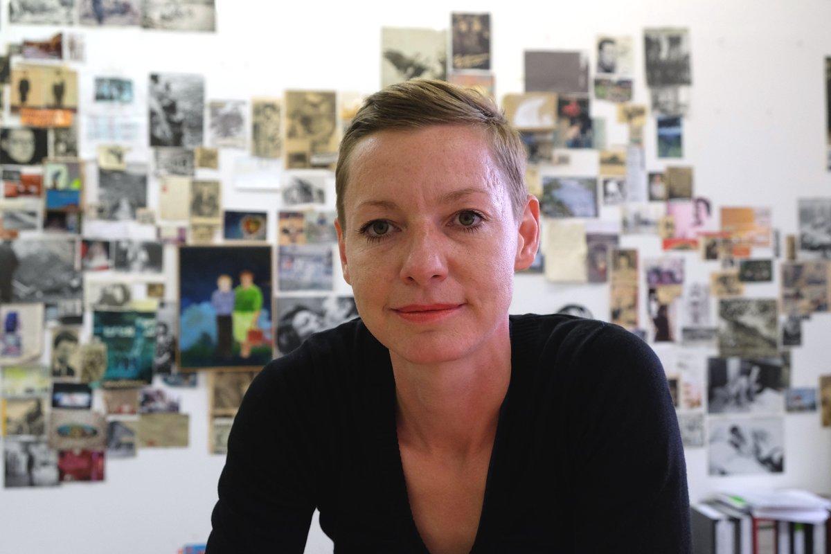 Eva Noack setzt sich für das Atelierhaus ein.