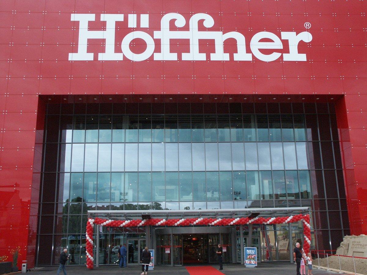Hoffner Jetzt Am Sachsendamm Mobelhaus In Neuen Dimensionen