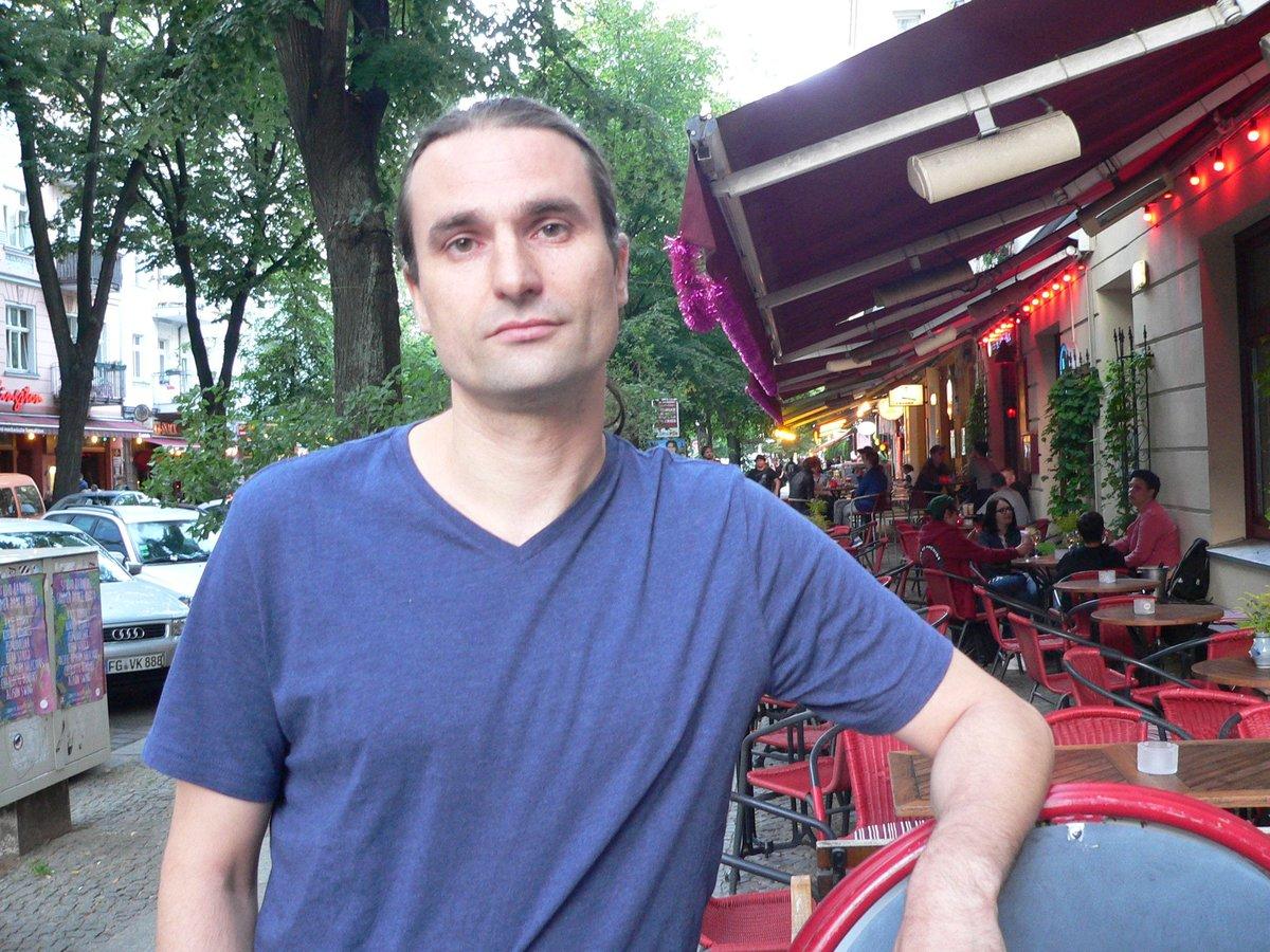 Filmemacher Andreas Wilcke.