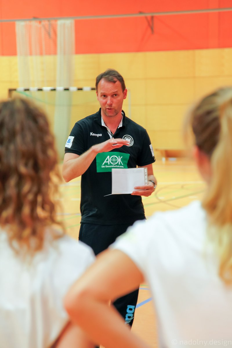 Bundestrainer Dagur Sigurdsson