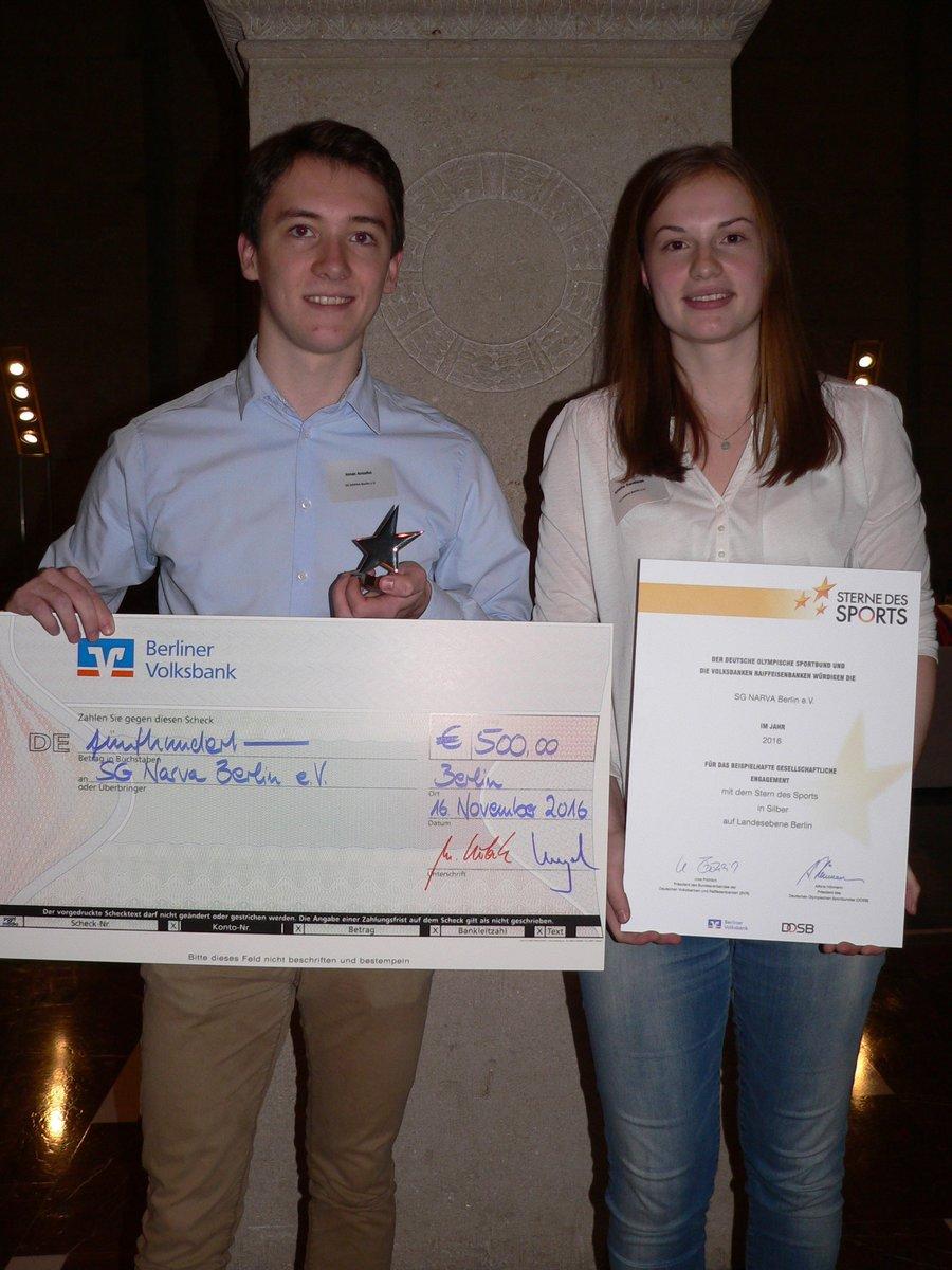 Amelie Bantleon und Jonas Ansuhn leisten derzeit ihr Freiwilliges Soziales Jahr bei Narva. Nach dessen Ende überlegen sie, sich dort weiter zu engagieren.