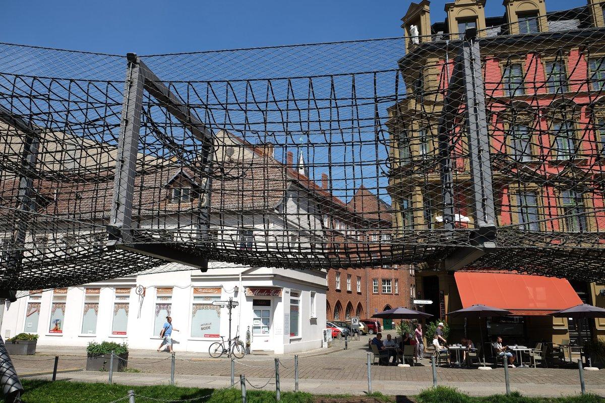 Klettergerüst Mit Netz : Das netz ist weg: neue nutzung scheiterte an den kosten köpenick