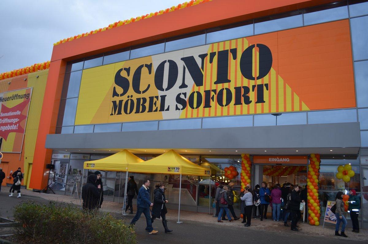 Noch Schöner Noch Günstiger Sconto Feierte Neueröffnung In Marzahn