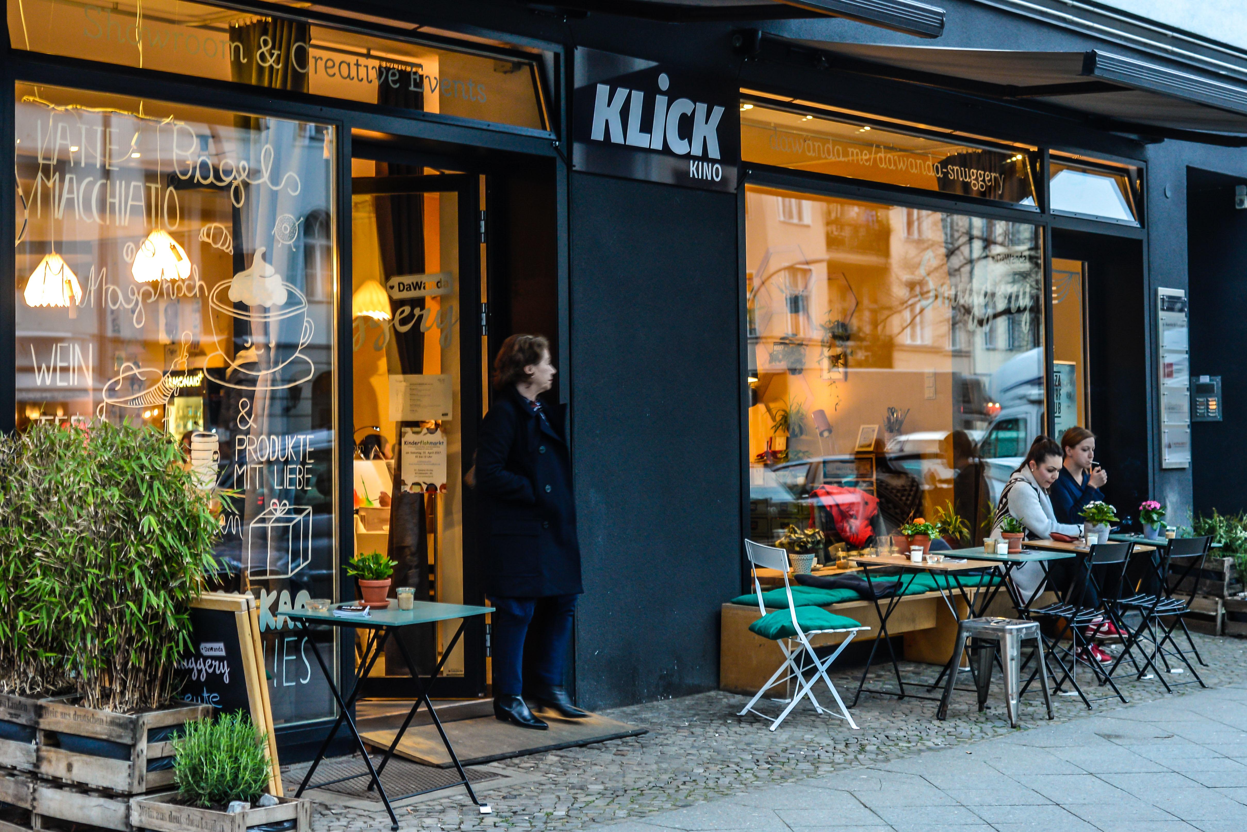 Klick Kino Berlin