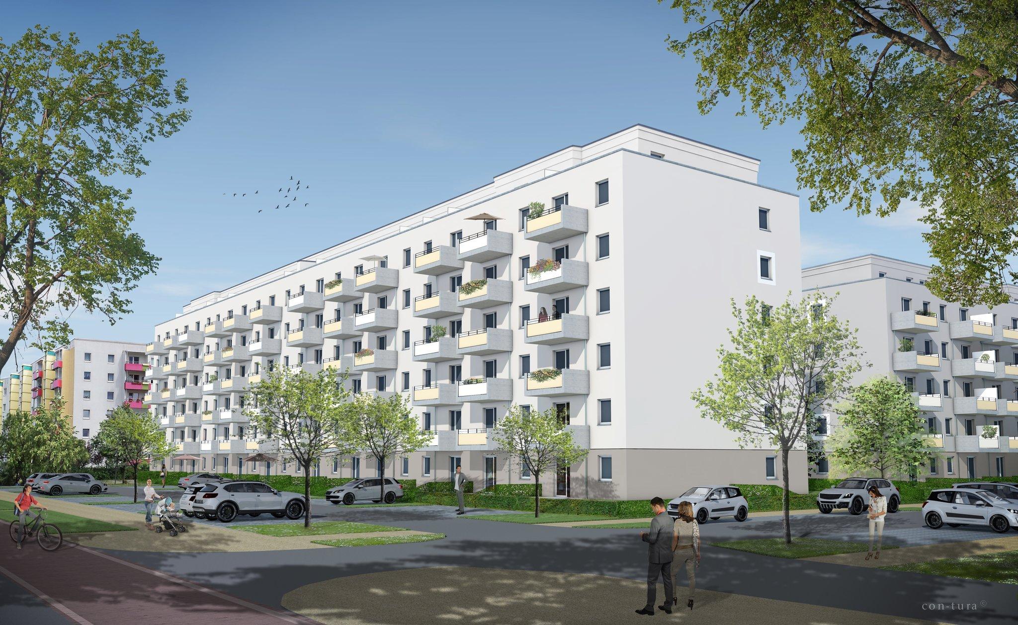Stadt Und Land Wohnungen Marzahn