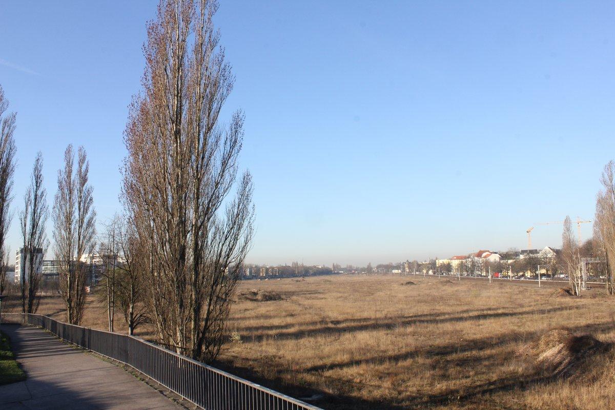 Noch ist der Flächennutzungsplan für diese Fläche nicht geändert. Planungsrechtlich gilt sie in großen Teilen als Bahnfläche. Foto: BW