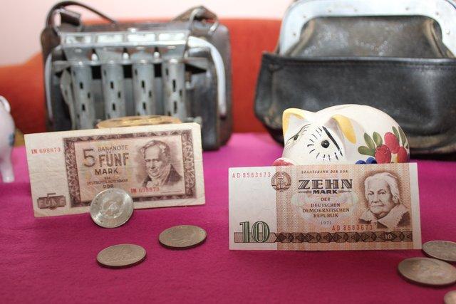 Münzen Thema