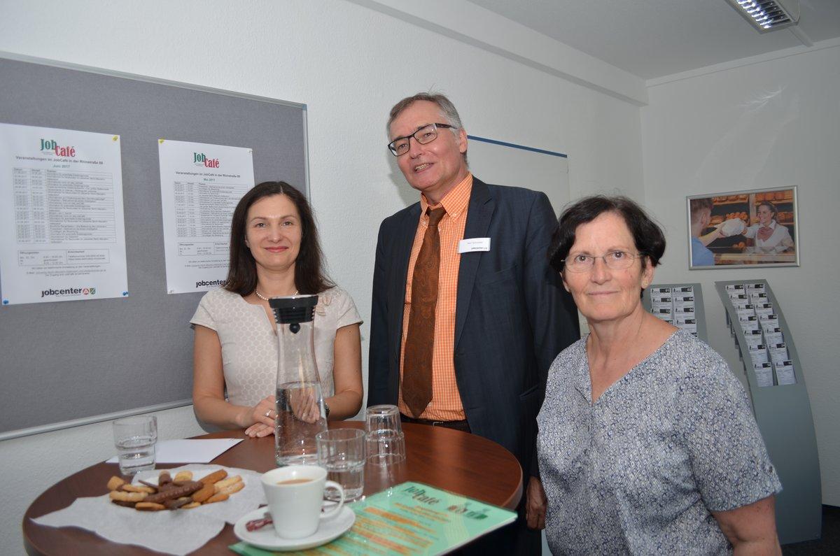 Berlins Erstes Jobcafé Für Langzeitarbeitslose Eröffnet Marzahn