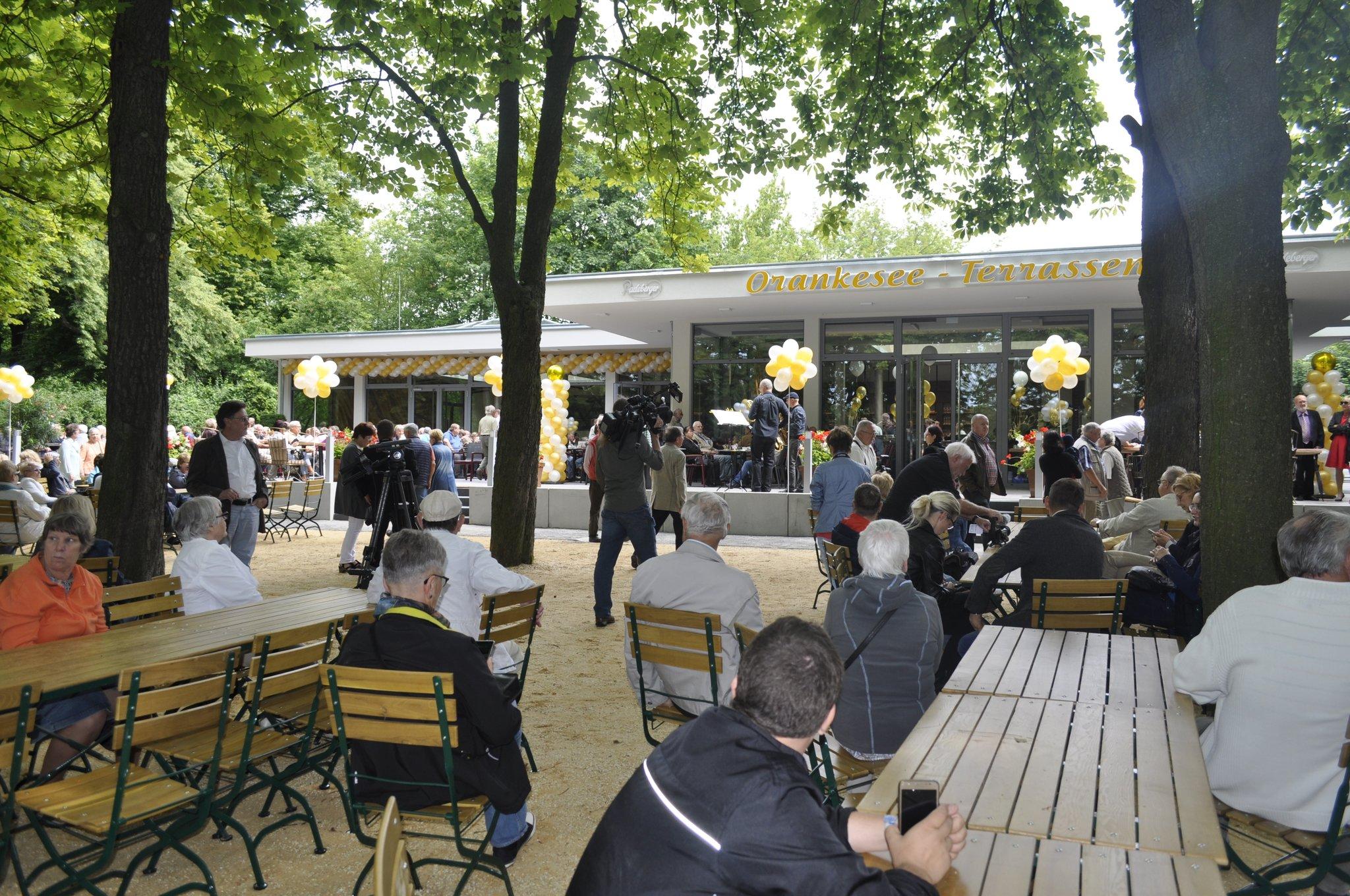 Am Orankesee hat ein Restaurant eröffnet – mit ganzjähriger ...