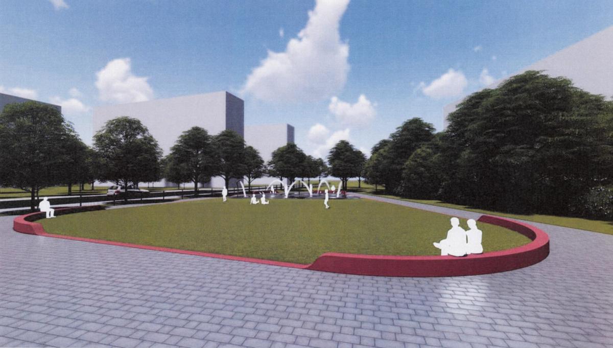 Bild 3 aus Beitrag: Marode Plansche an der Weydemeyerstraße wird zum ...