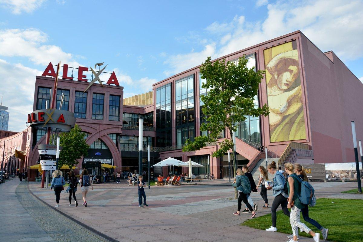 Laden-Tetris im Alexa: Einkaufscenter am Alexanderplatz wird neu strukturiert