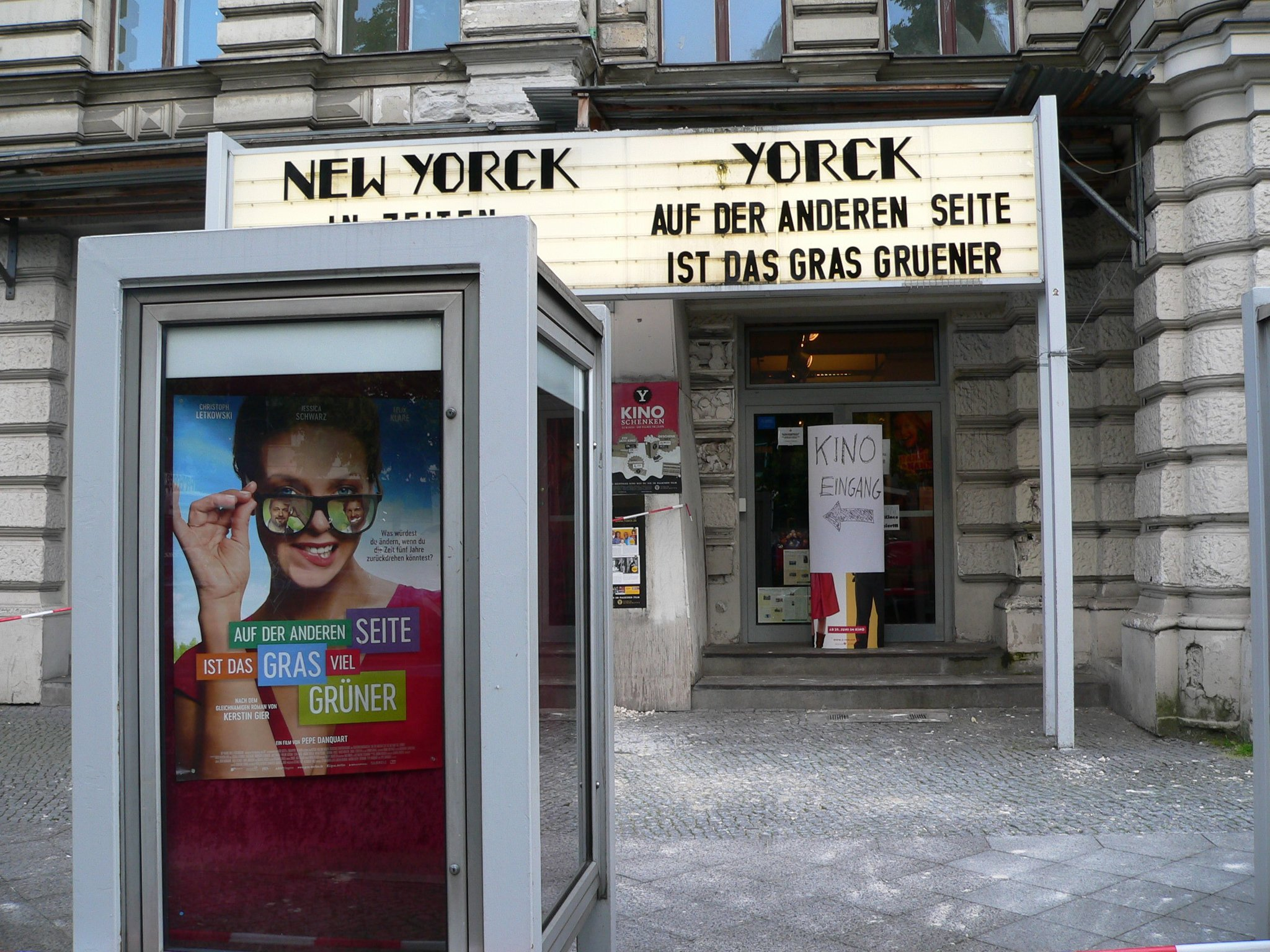 Yorck Kino Friedrichshain