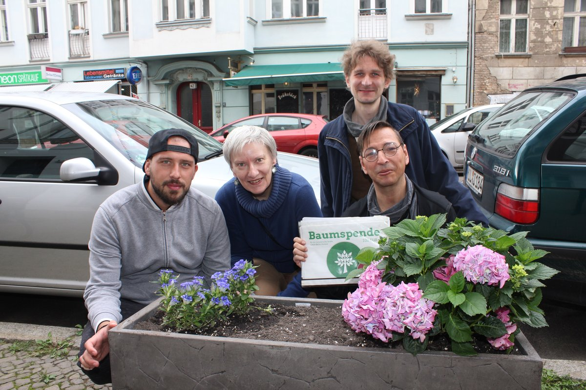 Kleine grüne Oasen: Anwohner initiieren auf der Schonenschen Straße ...
