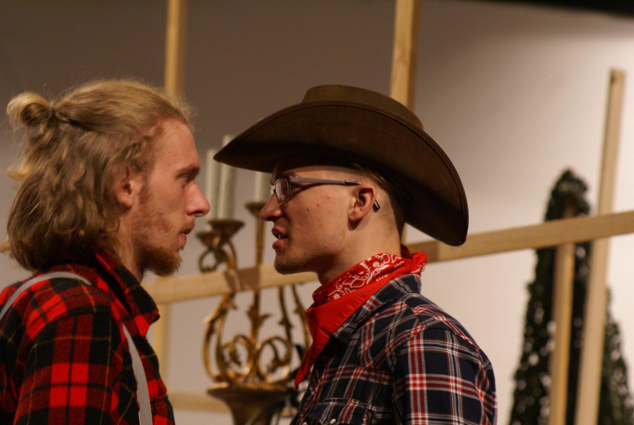 Wilder Westen im MV Cowboys und Farmer im Fontane Haus